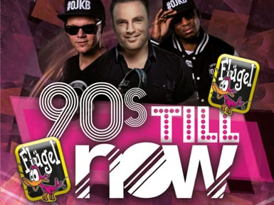 Pleinfeest 19 augustus OJKR 90/NOW Party